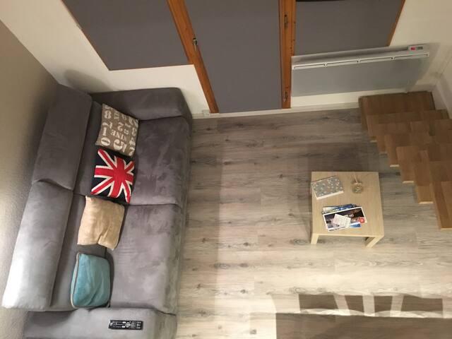 Appartement Paradiski La Plagne Les Coches 4 pers