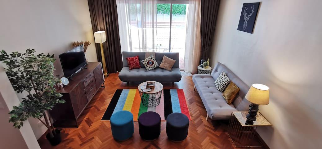 Fabulous Living Marina Suites @ Straits Quay PG.
