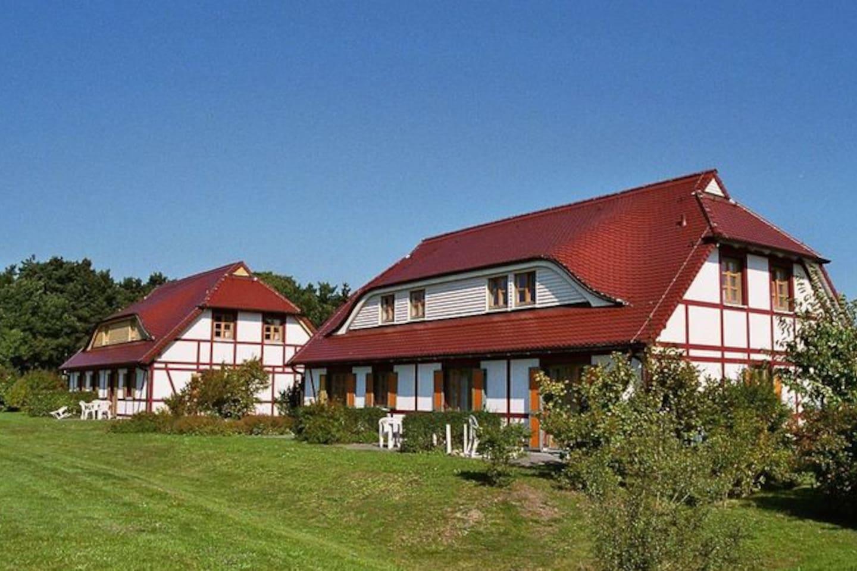Ferienhaus mit Ferienwohnungen