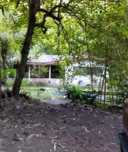 Agua Rica. Organic Farm.