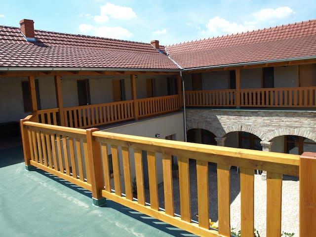Ubytování v kraji vína a kulturních památek - Sedlec - Apartment