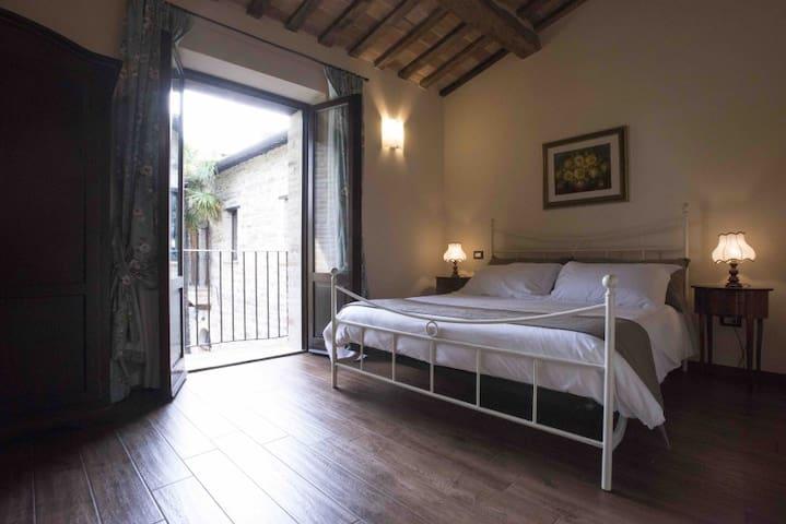 Appartamento di due piani nella residenza Teloni