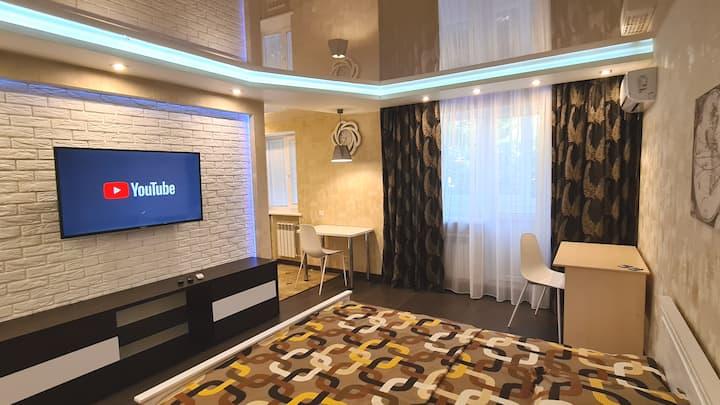Lux apartment on Otakara Yarosha