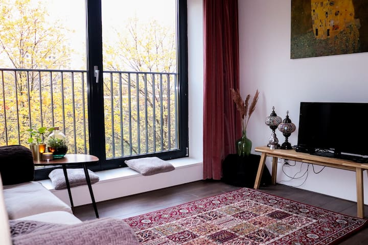 Lovely Studio in Amsterdam East