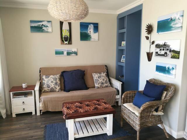 Living room, sitting area