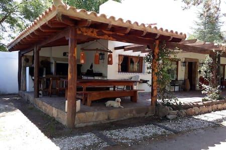 LA SIESTA, Casas de Campo. Mina Clavero. LA CASONA