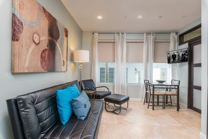 Cozy Beach Retreat - Miami Beach - Casa