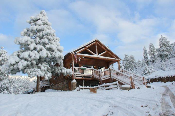 The Cabin at Spruce Basin