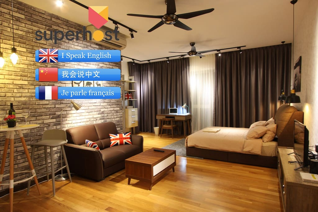 Homey Studio With Amazing Rooftop Swimming Pool Apartments For Rent In Kuala Lumpur Federal