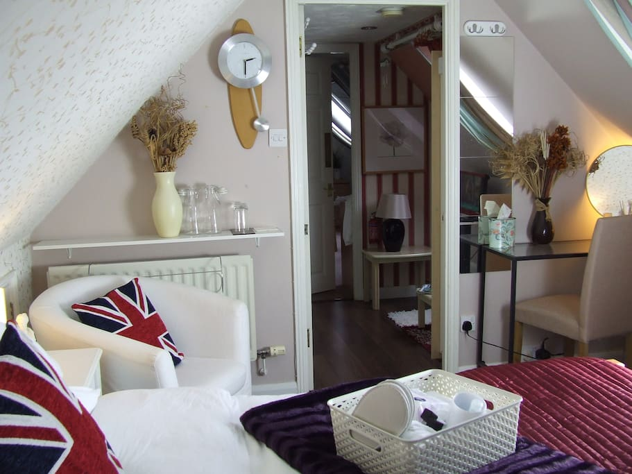 Your Room, good size room For more pictures visit our gallery on Facebook...Denby Grange