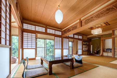 Japanese house in Hirado(Villa private type)