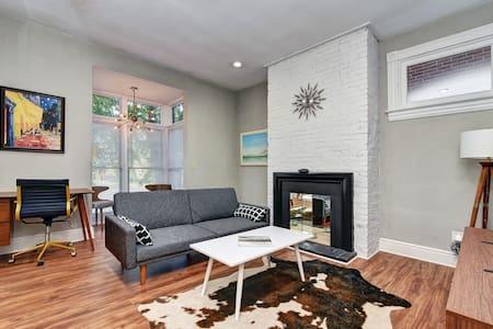 Shadyside Apartment Steps From Walnut Street
