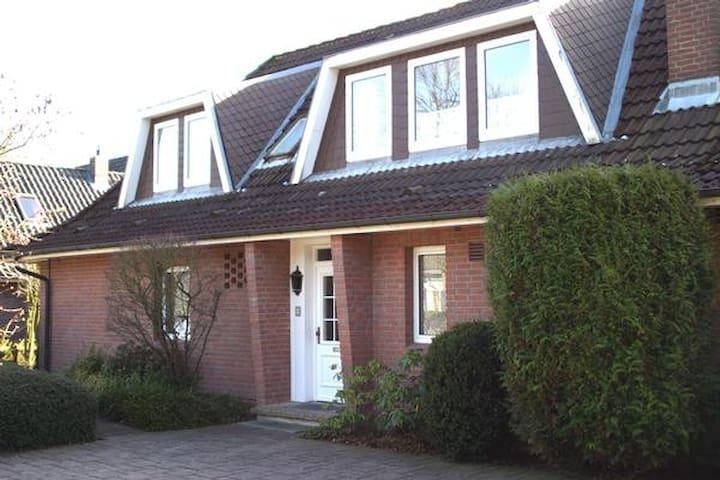 Cuxhaven-Duhnen Apartment No.02 beach near the house `Dallacker´