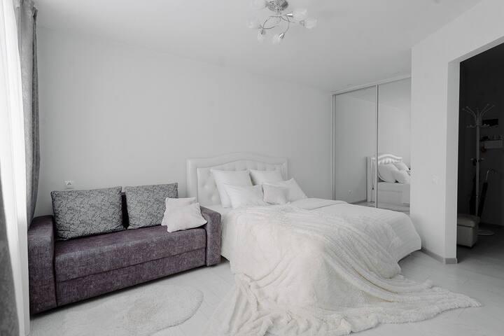PaulMarie Apartments on Gor'kogo 41