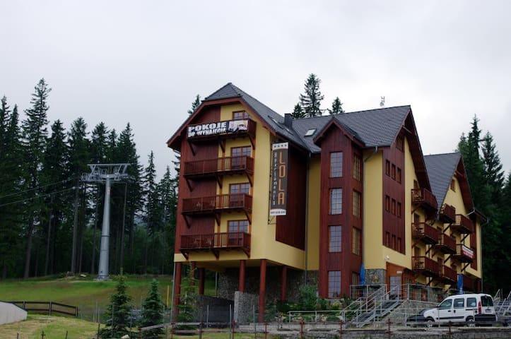 Apartament 2-4 osoby Szklarska Poręba - Szklarska Poręba - Appartement