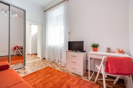 Completely NEW place 10 min to city center - Wohnung