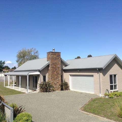 Manapouri Lodge-Complimentary WIFI+ - Manapouri - Casa