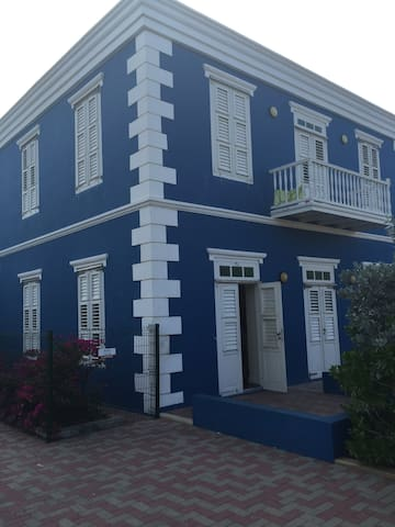 Apartment in historical building in Willemstad - Willemstad