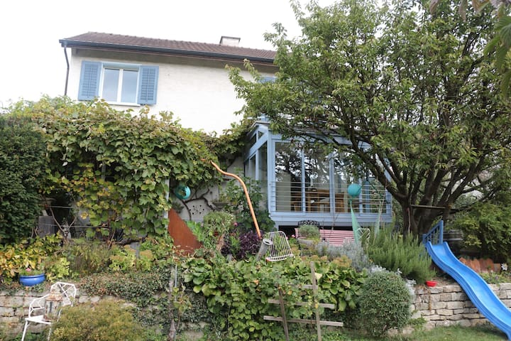 Family Home with lovely garden