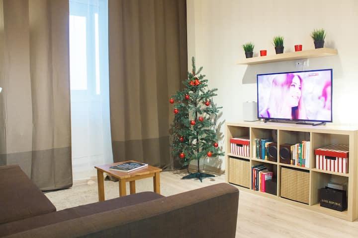 Квартира с «умным домом» / Apart with smart system