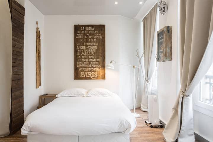 Cosy apartment in the centre of Paris