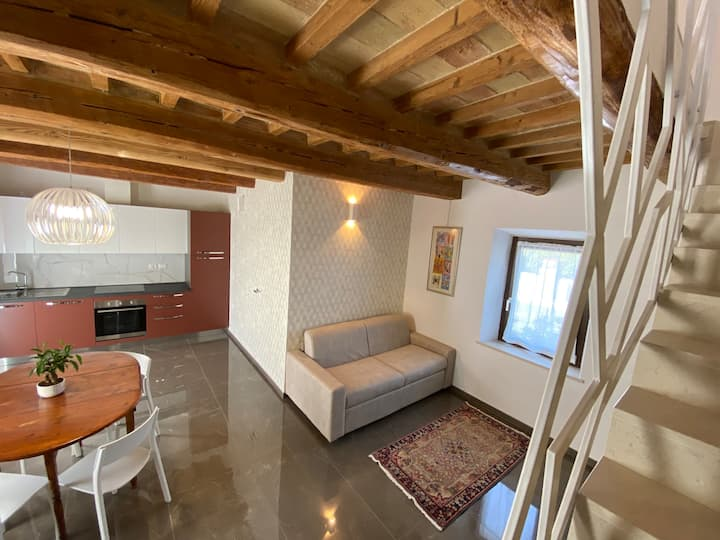 Tramontana Flat - 100 m from the beach