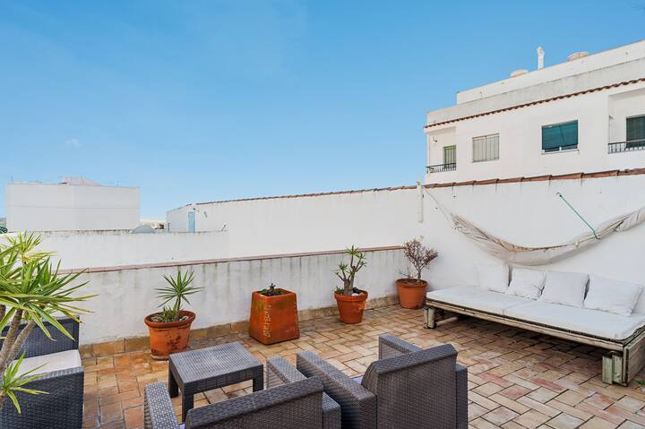 Family Friendly Apartment with Rooftop Terrace - Apartment La Tahona de Max & Jan