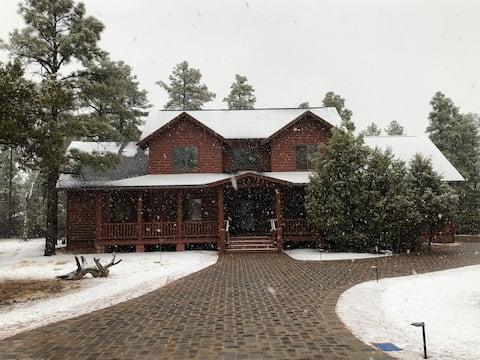 Elk Lodge @ Torreon LARGE Family Friendly Cabin
