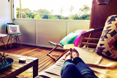 Stay in Belongil Beach - Own room with ensuite - Byron Bay - Hus