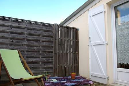 Joli T2 lumineux avec terrasse ensoleillée - Бордо - Дом