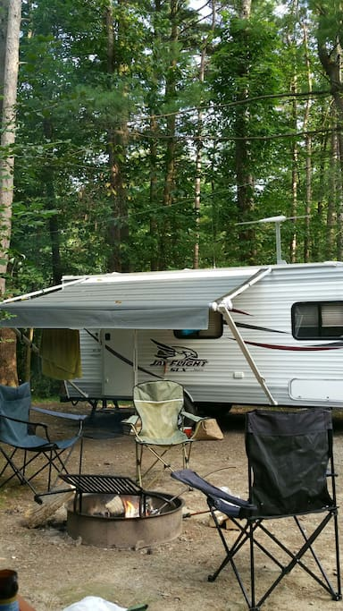 2015 Jayco for all your glamping needs!
