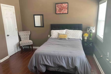 Very private room! 5 min from downtown Aiken!