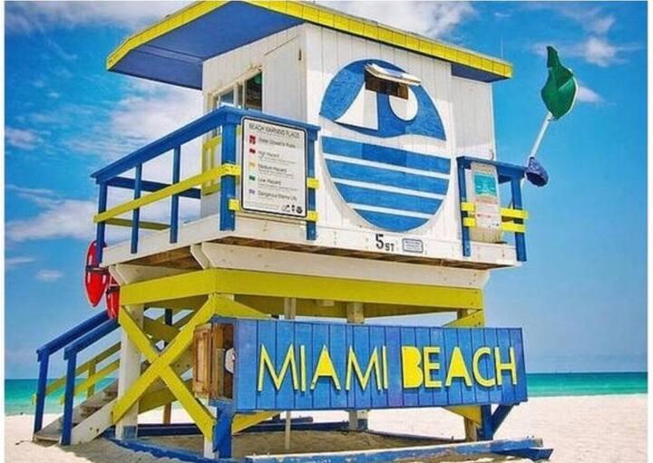 227SOUTH BEACH STUDIO POOL+BEACH