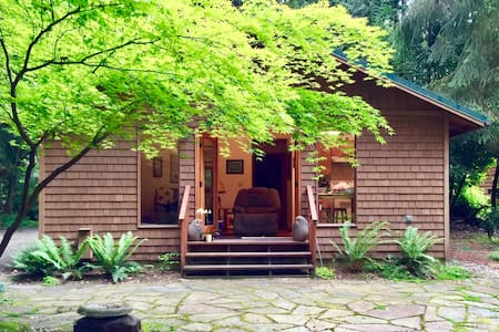 Creekside Cabin - Woodinville - Casa