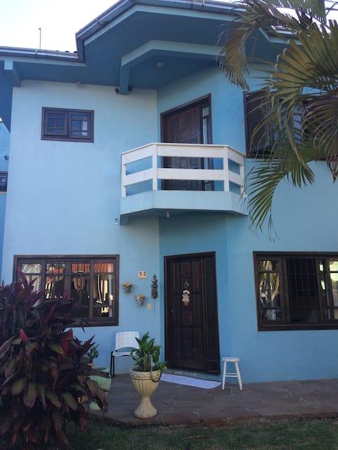 Casa para temporada de verão em Itá - SC