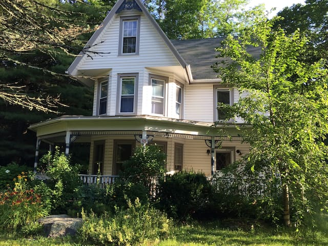 Charming Victorian on the Esopus