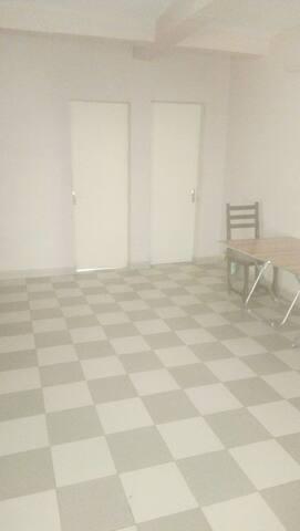 Chambre individuelle ventilée en Résidence
