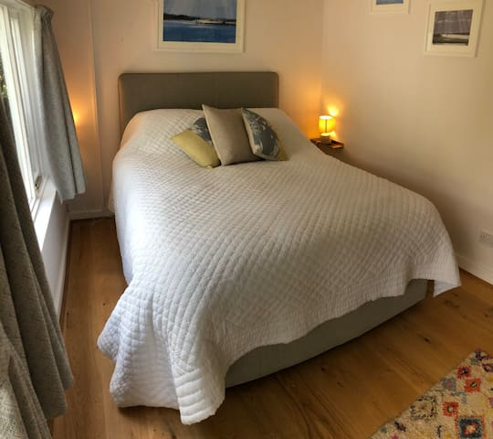Double bed with ortho 2000 mattress