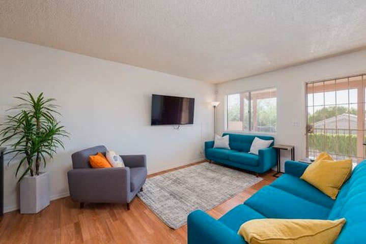 Cozy Apt Near SaltRiver | Ideal for long stays