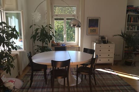 perfectly situated, beautiful, large appartment - Ennetbaden - Apartamento
