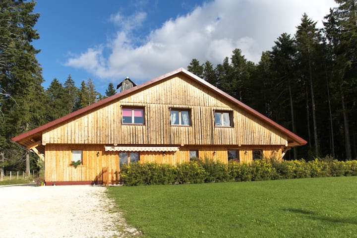 CHAMBRES D HOTES L' AUTHENTIQUE - Fournet-Blancheroche - Bed & Breakfast