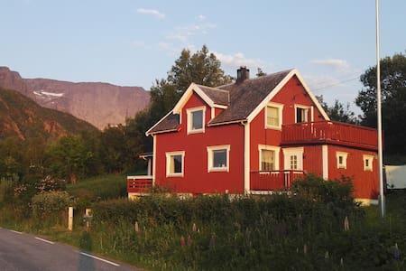 House in wonderful Steigen with 7 beds