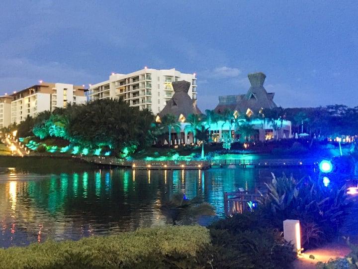 Luxurious Vidanta Resort - Mayan Palace - Studio