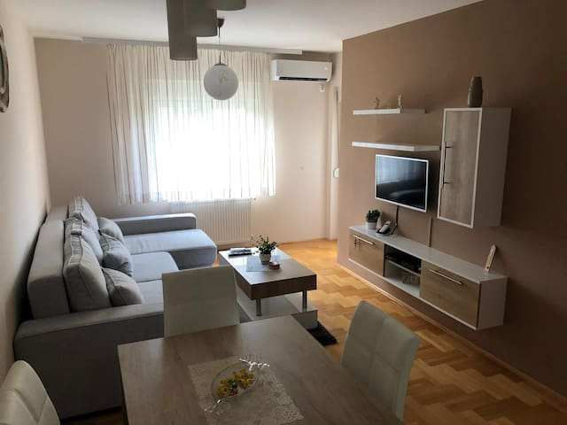 Brand New Apartment Near City Center
