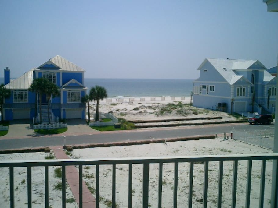 Great View from Back Deck
