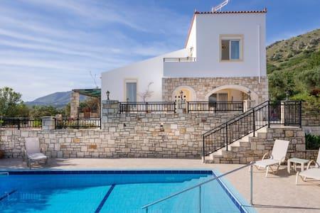 Villa Elbexx close to Georgioupolis Beach - Georgioupoli