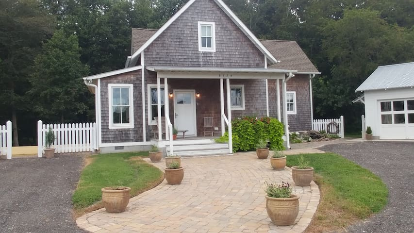 Beautiful 2 BR Home on Large Partially Wooded Lot