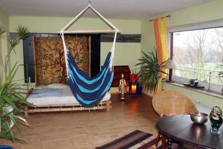 Relaxen im YOGA-Balkonzimmer