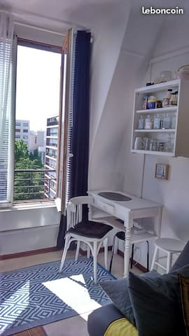 Mini-Studio Paris XI (mobility lease)
