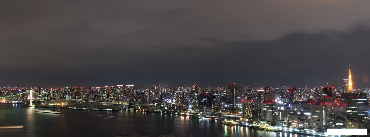 Great value in one of the condos in central Tokyo!